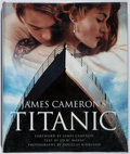 Books:Non-fiction, James Cameron's Titanic. Harper, 1997. Later printing. Signed by Gloria Stewart, Jenette Goldstein, and Russell Carpen...
