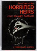 Books:Mystery & Detective Fiction, Erle Stanley Gardner. The Case of the Horrified Heirs.William Morrow, [1964]. First edition. Light wear, clipped ja...