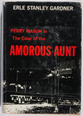 Books:Mystery & Detective Fiction, Erle Stanley Gardner. PRODUCER'S COPY. The Case of the AmorousAunt. William Morrow, [1963]. First edition. Proper...