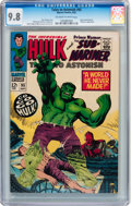 Silver Age (1956-1969):Superhero, Tales to Astonish #95 (Marvel, 1967) CGC NM/MT 9.8 Off-white to white pages....