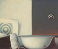 Latin American:Contemporary, LOVE (Cuban, 20th Century). Still Life with Bowl. Oil oncanvas . 20 x 24 inches (50.8 x 61.0 cm). Signed lower right: ...