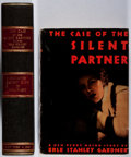 Books:Mystery & Detective Fiction, Erle Stanley Gardner. ADVANCE REVIEW COPY. The Case ofthe Silent Partner. William Morrow, 1940. ARC in ...