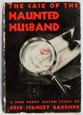 Books:Mystery & Detective Fiction, Erle Stanley Gardner. ADVANCE REVIEW COPY. The Case ofthe Haunted Husband. William Morrow, 1941. ARC in...
