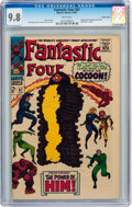 Silver Age (1956-1969):Superhero, Fantastic Four #67 Pacific Coast pedigree (Marvel, 1967) CGC NM/MT9.8 White pages....