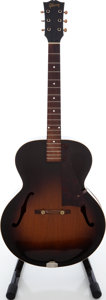 Musical Instruments:Acoustic Guitars, 1951 Gibson L-48 Sunburst Archtop Acoustic Guitar, Factory Order #7021 9. ...