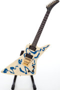 Musical Instruments:Electric Guitars, 1984 Gibson Explorer Designer Series White Solid Body Electric Guitar, Serial # 81294539....