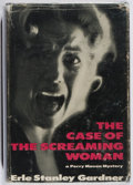 Books:Mystery & Detective Fiction, Erle Stanley Gardner. The Case of the Screaming Woman.William Morrow, [1957]. First edition. Jacket worn, with smal...