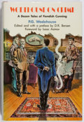 Books:Mystery & Detective Fiction, P. G. Wodehouse. Wodehouse on Crime. InternationalPolygonics, 1990. Later edition. Light toning, fading, and wear....