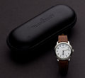 Timepieces:Wristwatch, Blancpain Gent's Steel Automatic For Repair. ...