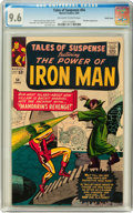 Silver Age (1956-1969):Superhero, Tales of Suspense #54 Pacific Coast pedigree (Marvel, 1964) CGC NM+9.6 Off-white to white pages....