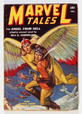 Golden Age (1938-1955):Science Fiction, Marvel Tales #6 (Red Circle, 1939) Condition: VG/FN....