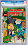 Bronze Age (1970-1979):Cartoon Character, Richie Rich Profits #1 File Copy (Harvey, 1974) CGC NM 9.4 Whitepages....