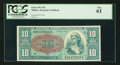 Military Payment Certificates:Series 591, Series 591 $10 PCGS New 61.. ...