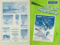 """Movie Posters:Science Fiction, Invasion of the Body Snatchers and Other Lot (Allied Artists,1956). Uncut Pressbooks (2) (Multiple Pages, 12"""" X 18"""").. ...(Total: 2 Items)"""