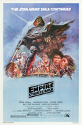 """Movie Posters:Science Fiction, The Empire Strikes Back (20th Century Fox, 1980). One Sheet (27"""" X41"""") Style B.. ..."""