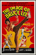 "Movie Posters:Action, The Image of Bruce Lee and Other Lot (21st Century, 1978). OneSheets (2) (27"" X 41""). Action.. ... (Total: 2 Items)"