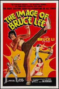 """The Image of Bruce Lee and Other Lot (21st Century, 1978). One Sheets (2) (27"""" X 41""""). Action. ... (Total: 2 I..."""