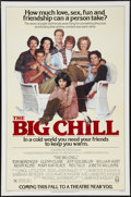 "Movie Posters:Comedy, The Big Chill (Columbia, 1983). One Sheet (27"" X 41"") Advance. Comedy.. ..."