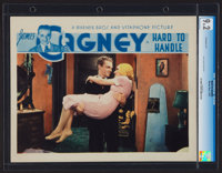 "Hard To Handle (Warner Brothers, 1933). CGC Graded Lobby Card (11"" X 14""). Comedy"