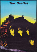 "Movie Posters:Rock and Roll, The Beatles (PSJ, 1980s). Polish Poster (19"" X 27""). Rock and Roll.. ..."