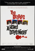 "Movie Posters:Rock and Roll, A Hard Day's Night (Miramax, R-2000). One Sheet (27"" X 40""). Rockand Roll.. ..."