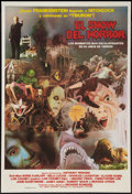 "Movie Posters:Horror, The Horror Show (Universal, 1980s). Argentinean Poster (29"" X 43""). Horror.. ..."