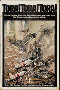 "Movie Posters:War, Tora! Tora! Tora! (20th Century Fox, 1970). One Sheet (27"" X 41"").Style A. War.. ..."