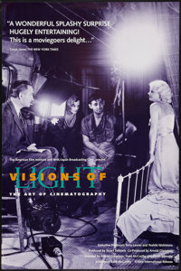 "Visions of Light (Kino International, 1992). One Sheet (27"" X 41""). Documentary"
