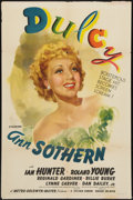 """Movie Posters:Comedy, Dulcy (MGM, 1940). One Sheet (27"""" X 41""""). Comedy.. ..."""