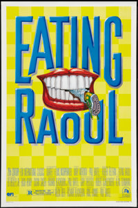 "Eating Raoul (20th Century Fox, 1982). One Sheet (27"" X 41"") Style B. Comedy"