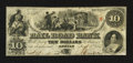 Obsoletes By State:Michigan, Adrian, MI - The Erie and Kalamazoo Rail Road Bank $10 Jan. 2, 1854 G38. ...