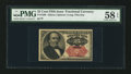 Fractional Currency:Fifth Issue, Fr. 1308 25¢ Fifth Issue PMG Choice About Unc 58 EPQ.. ...