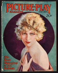 """Picture Play (Street and Smith, June 1923). Magazine (116 Pages, 8.5"""" X 11""""). Miscellaneous"""
