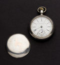 Timepieces:Pocket (post 1900), Rare Waltham Model 83 - 17 Jewel Canadian Railway Time Service Pocket Watch. ...
