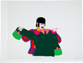 Music Memorabilia:Original Art, Beatles Yellow Submarine Ringo Animation Cel Original Art(United Artists/King Features, 1968).. ...