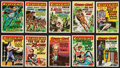 "Non-Sport Cards:Sets, 1961 Topps ""Crazy Cards"" High Grade Complete Set (66). ..."