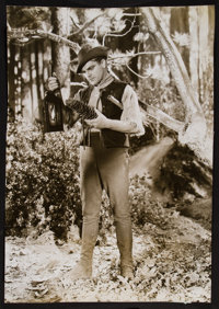 """James Cagney in A Midsummer Night's Dream (Warner Brothers, 1935). Photo (9.5"""" X 13.5""""). Fantasy"""