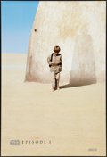 """Movie Posters:Science Fiction, Star Wars: Episode I - The Phantom Menace (20th Century Fox, 1999). One Sheet (27"""" X 40"""") SS Style A. Science Fiction.. ..."""
