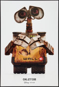 """Movie Posters:Animation, WALL·E (Walt Disney Pictures, 2008). One Sheet (27"""" X 40"""") DS Advance. Animation.. ..."""