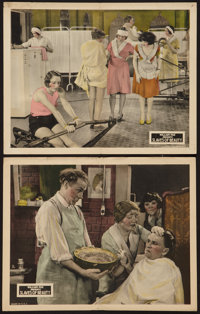 "Slaves of Beauty (Fox, 1927). Lobby Cards (2) (11"" X 14""). Comedy. ... (Total: 2 Items)"