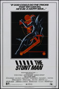 "Movie Posters:Adventure, The Stunt Man (20th Century Fox, 1980). One Sheet (27"" X 41"").Action. Starring Peter O'Toole, Steve Railsback, Barbara Hers..."