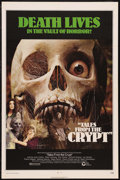 """Movie Posters:Horror, Tales From the Crypt (Cinerama Releasing, 1972). One Sheet (27"""" X41""""). Horror. Starring Joan Colins, Peter Cushing, Roy Dot..."""