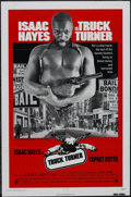 "Movie Posters:Black Films, Truck Turner (American International, 1974). One Sheet (27"" X 41"").Action. Starring Isaac Hayes, Yaphet Kotto, Alan Weeks a..."
