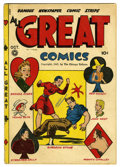 Golden Age (1938-1955):Western, Reno Browne #50 Mile High pedigree (Marvel, 1950) Condition: VF+. Photo cover. Overstreet 2006 VF 8.0 value = $192; VF/NM 9....