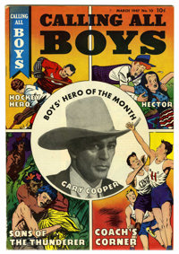 Real Western Hero #72 Mile High pedigree (Fawcett, 1948) Condition: NM-. This copy from the collection of Edgar Church d...