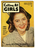 Golden Age (1938-1955):Miscellaneous, Calling All Girls #27 (Parents' Magazine Institute, 1944) Condition: FN/VF. Overstreet 2006 FN 6.0 value = $18; VF 8.0 value...