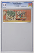 Golden Age (1938-1955):Cartoon Character, Cheerios Premiums #Y1 Donald Duck's Atom Bomb (Walt Disney Productions, 1947) CGC FN 6.0 Off-white pages. Disney banned repr...
