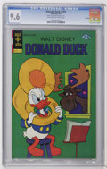 Bronze Age (1970-1979):Cartoon Character, Donald Duck #182 File Copy (Gold Key, 1977) CGC NM+ 9.6 Off-whiteto white pages. Overstreet 2006 NM- 9.2 value = $20. CGC c...