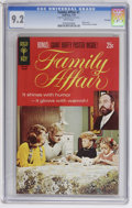 Bronze Age (1970-1979):Humor, Family Affair #1 File Copy (Gold Key, 1970) CGC NM- 9.2 Whitepages. Photo cover. Pull-out poster included. Overstreet 2006 ...