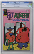 Bronze Age (1970-1979):Cartoon Character, Fat Albert #11 File Copy (Gold Key, 1976) CGC NM+ 9.6 White pages.Overstreet 2006 NM- 9.2 value = $18. CGC census 9/06: 3 i...